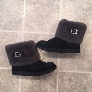 Women's two toned ugg boots